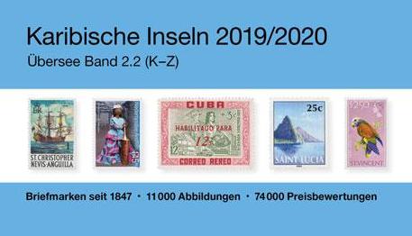 NEU ERSCHIENEN: MICHEL Karibische Inseln 2019/2020 (ÜK 2.2)