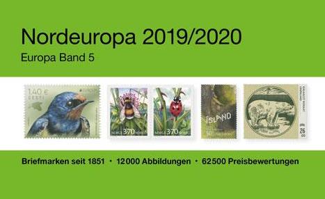 NEU ERSCHIENEN: MICHEL Nordeuropa 2019/2020 (EK 5)