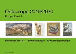 New published: Michel Eastern Europe 2019/2020 (level 7)