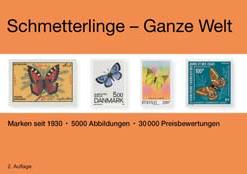 NEU ERSCHIENEN: MICHEL Schmetterlinge