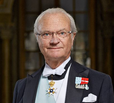 King of Sweden opens STOCKHOLMIA 2019