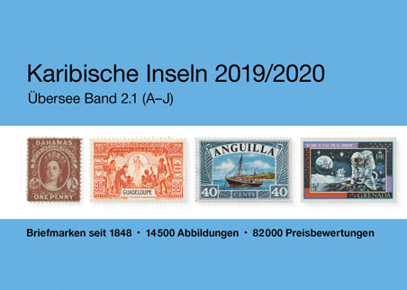 NEW PUBLICATION: MICHEL Karibische Inseln 2019/2020 (ÜK 2.1)