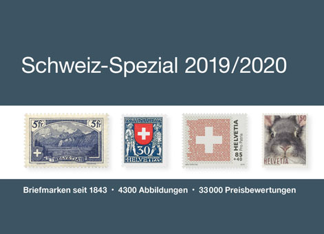 NEW PUBLISHED: Michel Schweiz-Spezial 2019/2020
