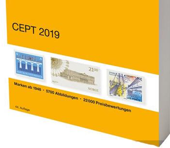Neu erschienen: MICHEL CEPT 2019