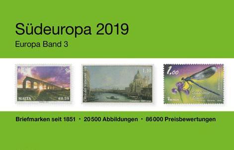 MICHEL Südeuropa 2019 (EK 3)