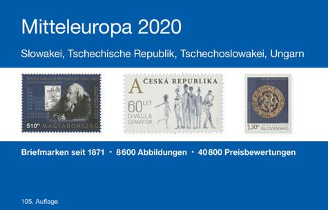 NEU ERSCHIENEN: MICHEL Mitteleuropa 2020 (E 2)