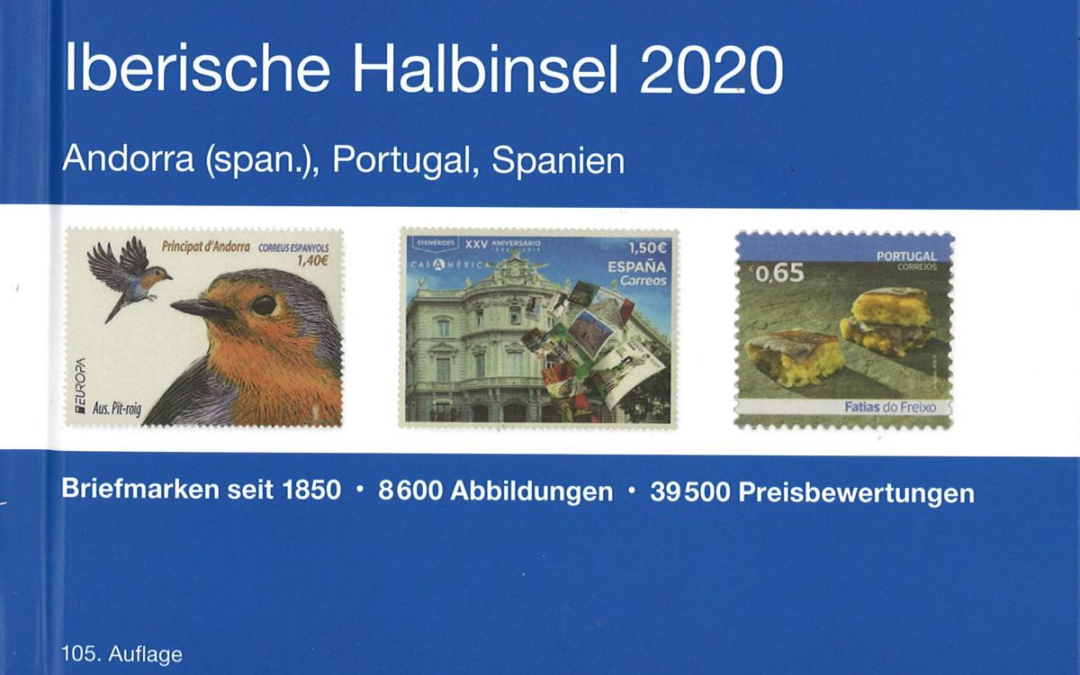 NEU ERSCHIENEN: MICHEL Westeuropa 2020 (E 3) + Iberische Halbinsel 2020 (E 4)