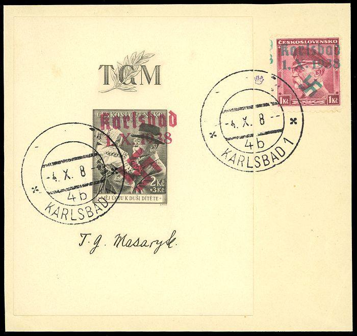 VORSCHAU: 66. AIX-PHILA Briefmarkenauktion am 12. und 13. Juni in Aachen