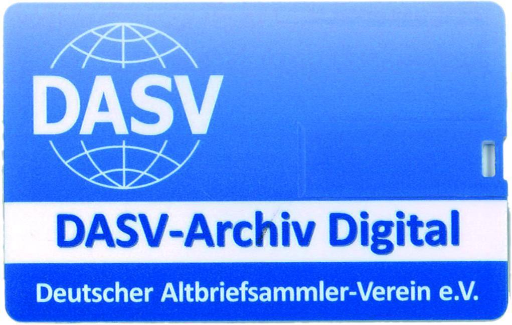 """Eine """"Visitenkarte"""" der besonderen Art: Das neue """"DASV-Archiv Digital"""""""