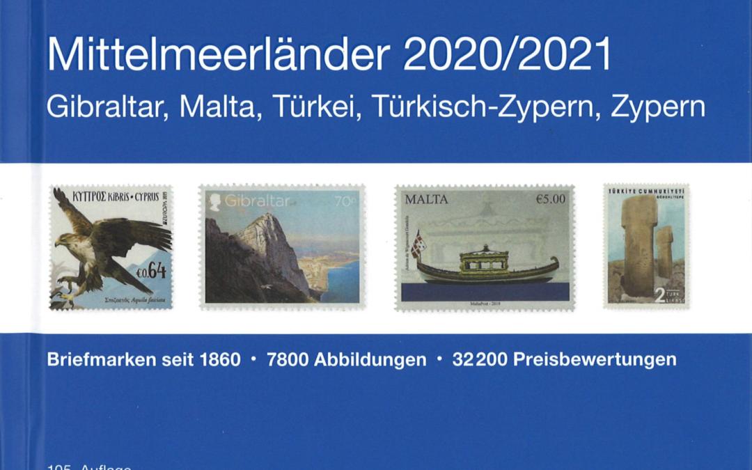 NEU ERSCHIENEN: MICHEL Europa Mittelmeerländer 2020/2021 (E 9)