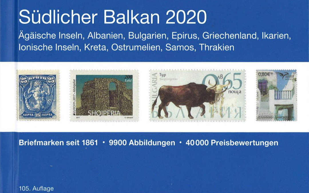 NEU: Drei weitere MICHEL-EUROPA-Bände 2020 (E6– – E8)