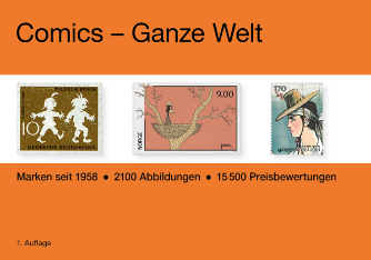 NEU ab 7. August 2020: Motiv Comics – Ganze Welt