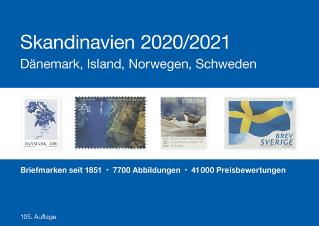 NEU ab 7. August 2020: MICHEL Skandinavien 2020/2021 (E 10)