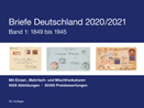 NEU: MICHEL Briefe Deutschland 2020/2021 – Band 1 (bis 1945)