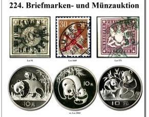 VORSCHAU: 224. Pfankuch Auktion 9.–10. Dezember 2020 in Braunschweig
