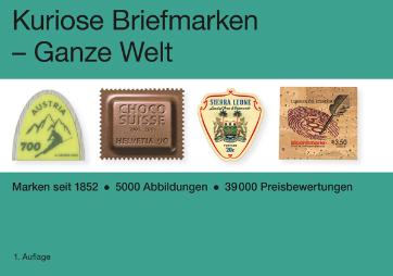 Kuriose Briefmarken – Ganze Welt