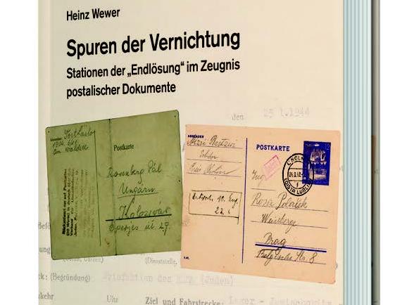 NEU ERSCHIENEN: Heinz Wewer: Spuren der Vernichtung