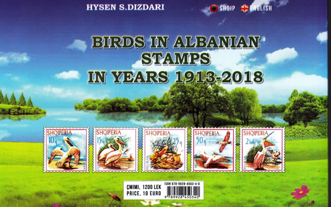BIRDS IN ALBANIAN STAMPS (1913-2018)