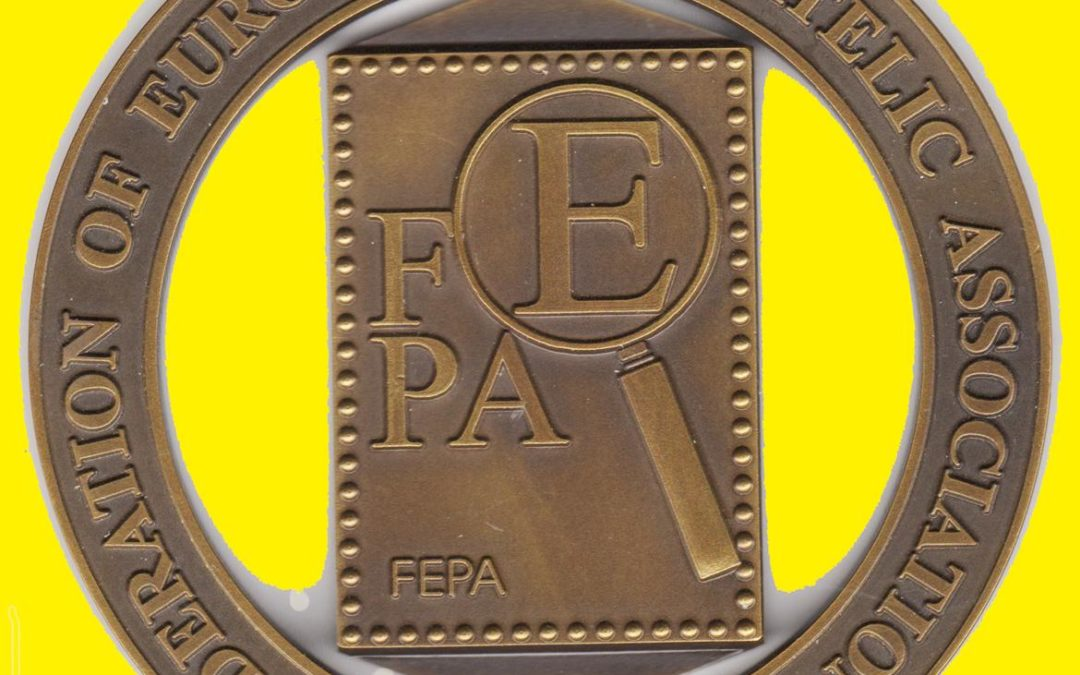 FEPA will award a new medal for the best philatelic website