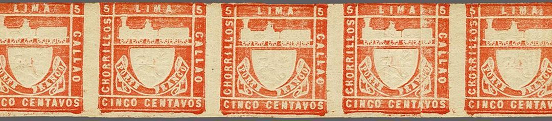 High-class philatelic material at Corinphila Auctions in Zurich