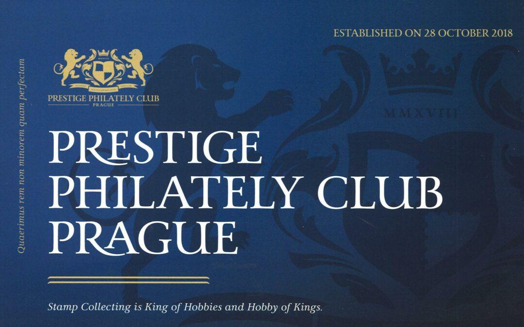 Prague Prestige Philatelic Club plans museum show in November 2020
