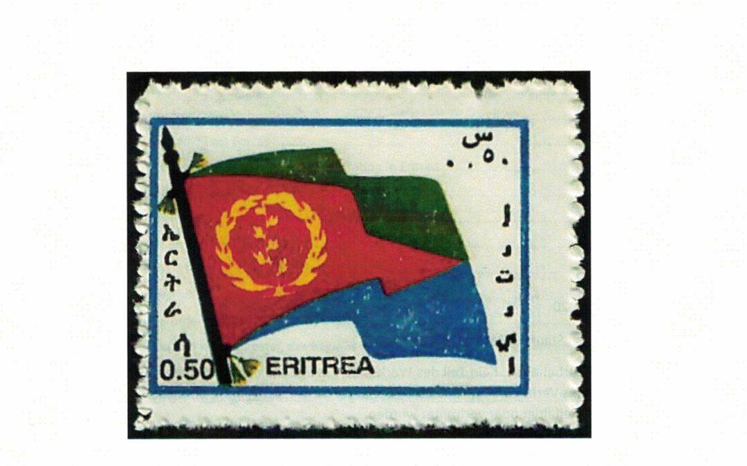 NEU ERSCHIENEN: Postgeschichte und Philatelie in Eritrea